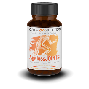 AgelessJOINTS - All Natural Vitamin Supplement For Joint Health & Pain Relief