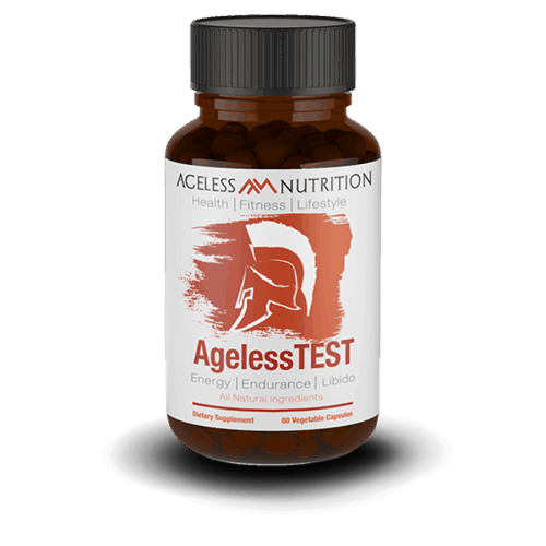 AgelessTEST - All Natural Vitamin Supplement For Energy