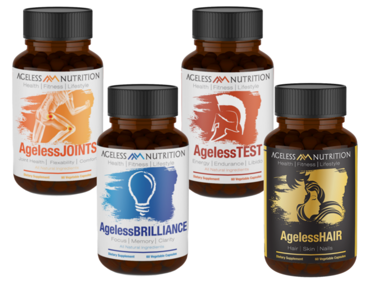 Ageless Nutrition Supplements