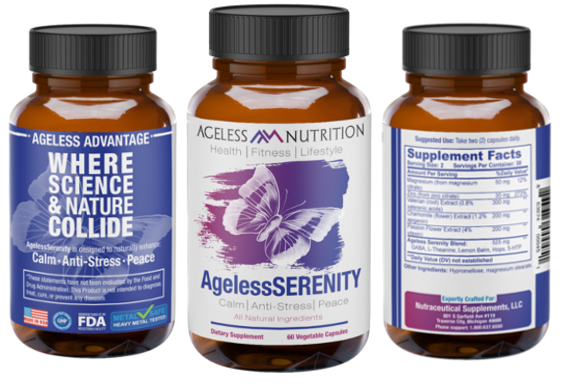Ageless Serenity Supplement
