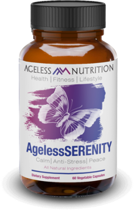 ageless serenity natural relax supplement