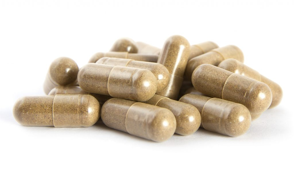 Collagen Booster Supplement Capsules
