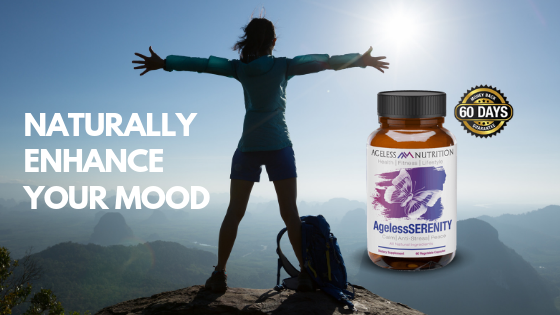 Natural Mood Enhancing Supplement