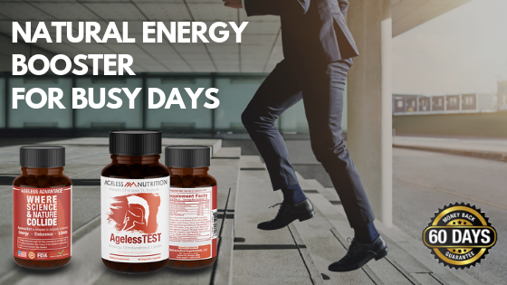 natural energy boost for workouts