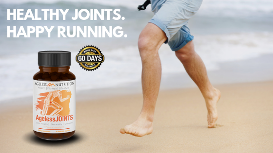 AgelessJOINTS - Healthy Natural Joint Supplement