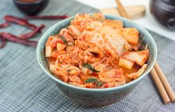 kimchi cabbage for probiotic benefits