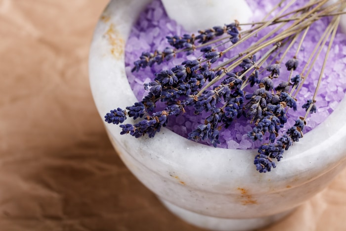 lavender epsom salt
